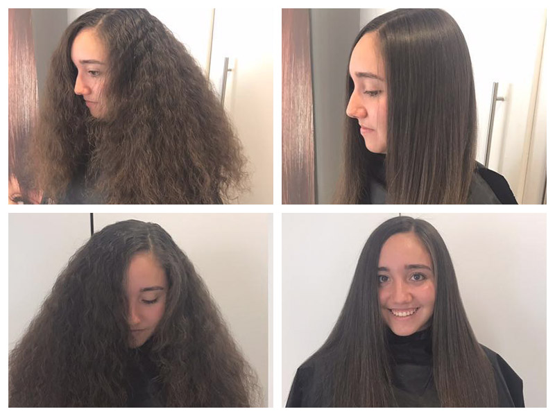 Hair Straightening Melbourne FL